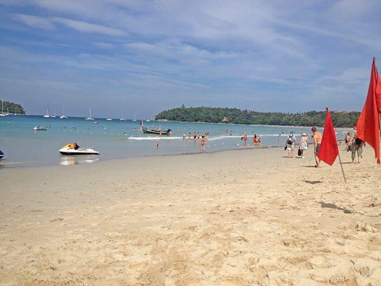 Пляж Карон - достопримечательности Пхукета