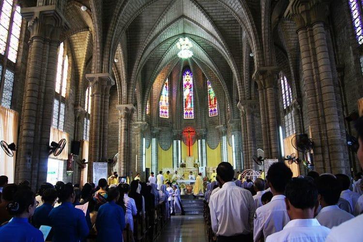 Кафедральный Собор Нячанга - достопримечательности Нячанга