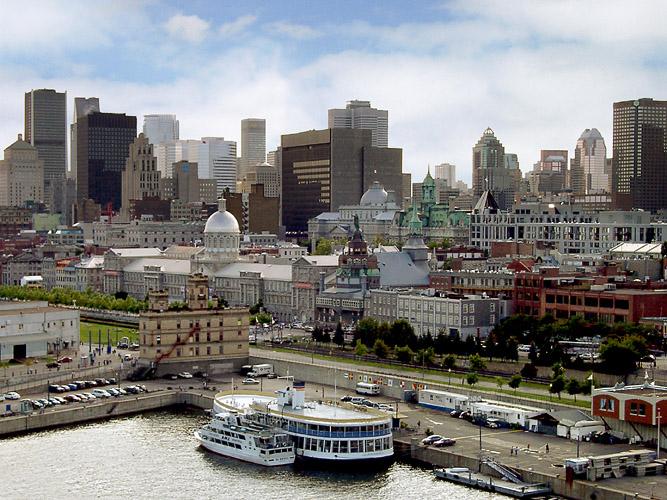 Старый порт Монреаля - достопримечательности Монреаля
