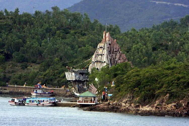 Океанариум Чи Нгуен - достопримечательности Нячанга