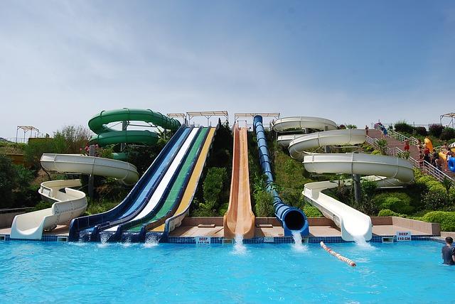 Аквапарки AquaDream и Atlantis - достопримечательности Мармариса