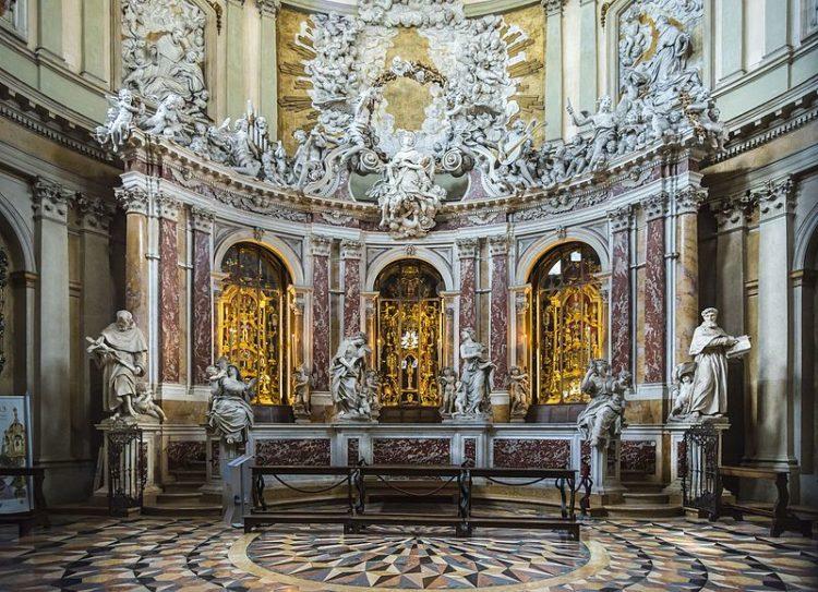 Базилика Святого Антония - достопримечательности Падуи