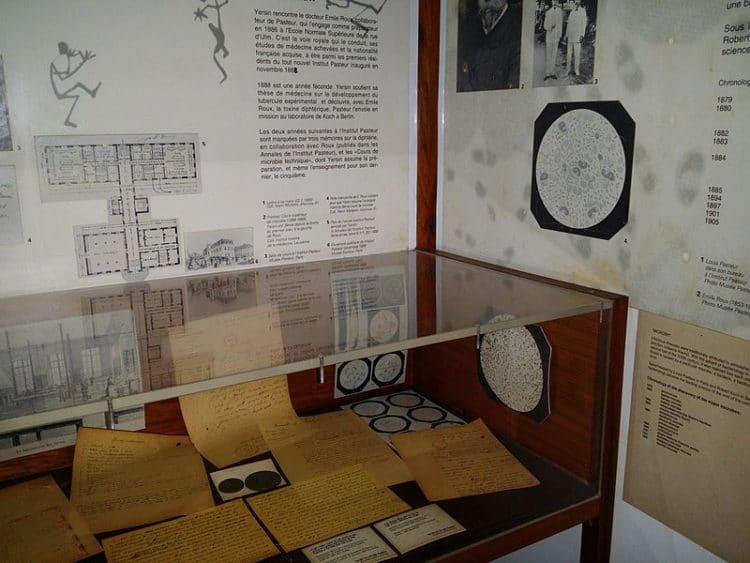 Музей Александра Йерсена - достопримечательности Нячанга