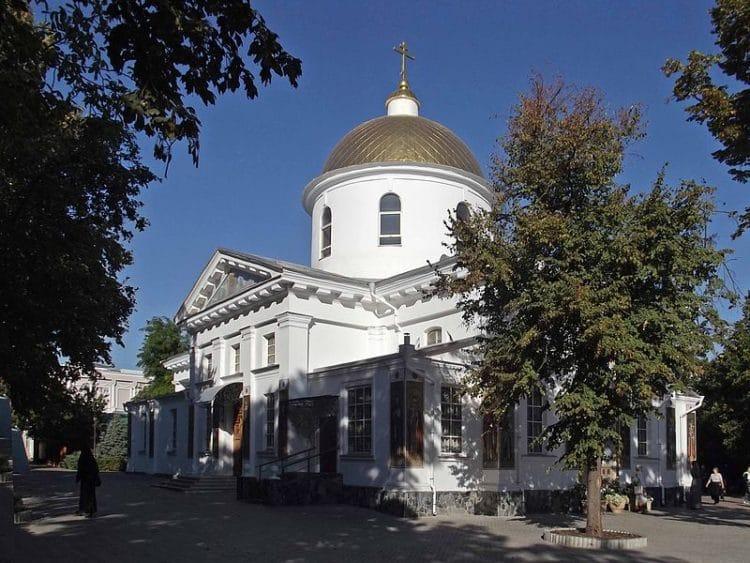 Свято-Успенский монастырь - достопримечательности Одессы