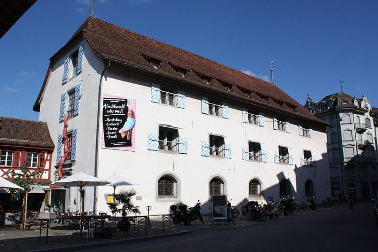 Исторический музей Люцерна - достопримечательности Люцерна