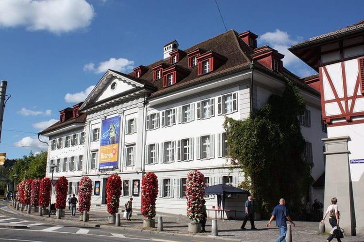 Музей природы Люцерна - достопримечательности Люцерна