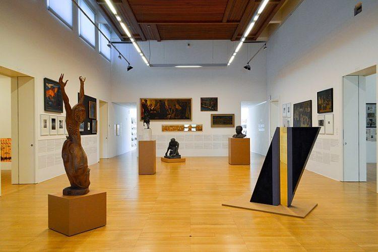Национальная галерея Словении - достопримечательности Любляны