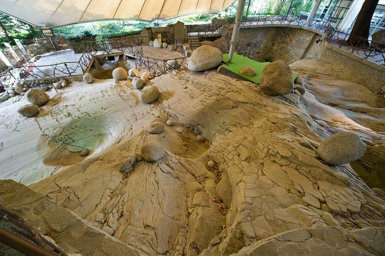 Сад ледников - достопримечательности Люцерна