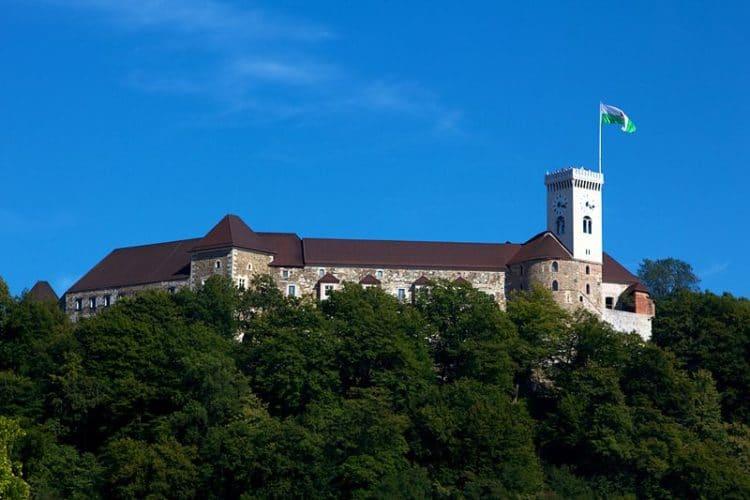 Люблянский град - достопримечательности Любляны