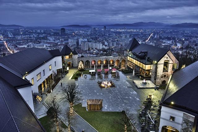Люблянский град - Что посмотреть в Любляне