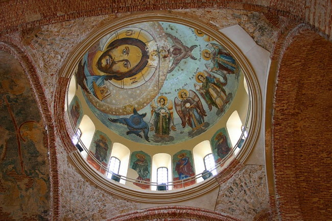 Патриарший собор - достопримечательности Пицунды