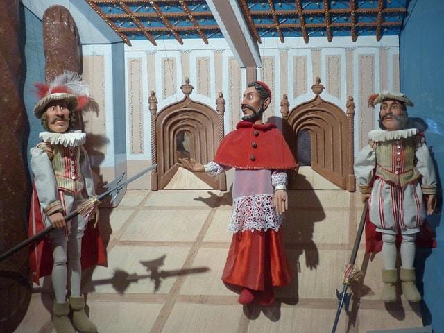 Музей Марионеток - достопримечательности Синтры
