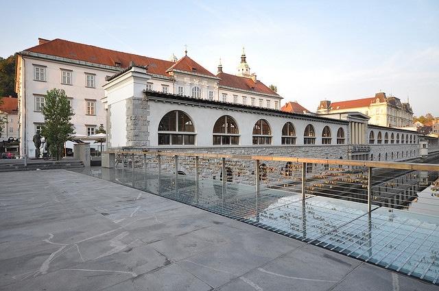 Мясницкий мост - достопримечательности Любляны