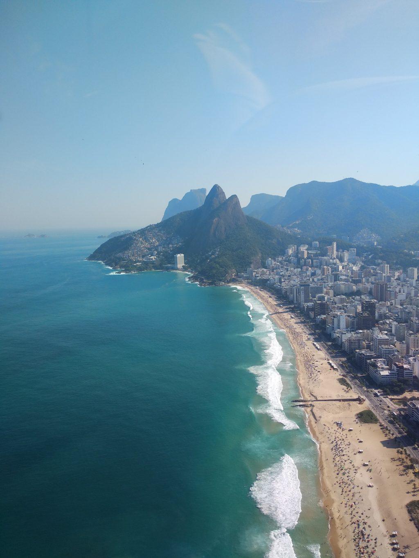 Вид на Рио