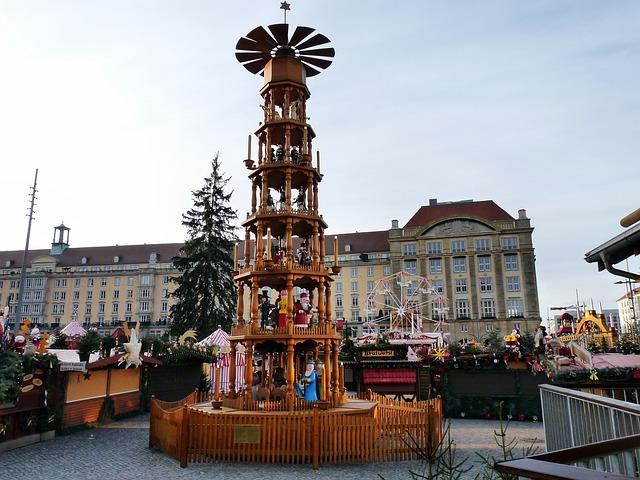 Штрицельмаркт в Германии
