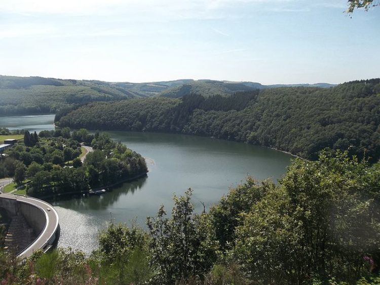 Национальный парк От-Сюр - достопримечательности Люксембурга