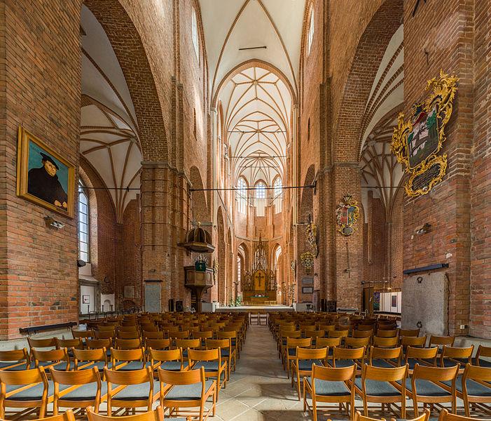Церковь Святого Петра в Латвии