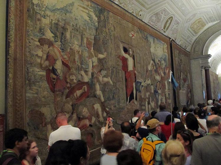 Галерея Арацци в Ватикане