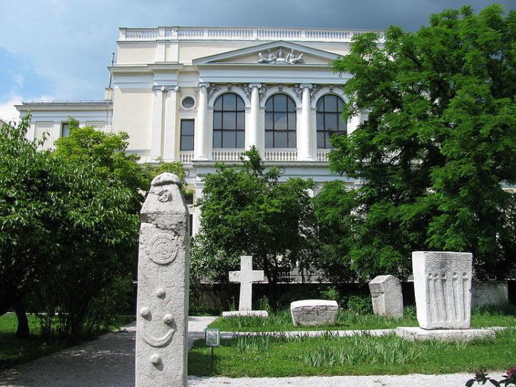 Стечки - достопримечательности Боснии и Герцеговины