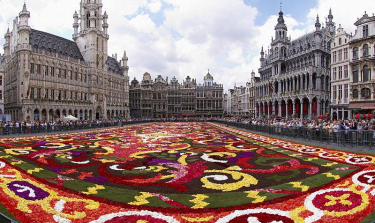 Достопримечательности Бельгии - Гран-Плас
